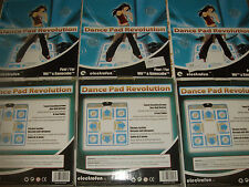 DANCE PAD REVOLUTION NINTENDO WII GAMECUBE DANCE MATS NEW
