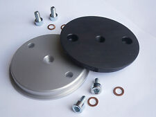 VW Type 4 engine oil sender plate kit