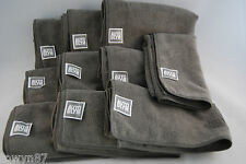 AUTOGLYM HIGH TECH FINISHING CLOTH MICROFIBRE POLISHING CLOTH x10