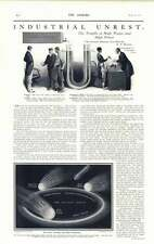 1919 Industrial Unrest Trouble High Wages High Prices Vicious Cycle