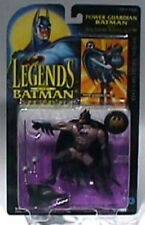 Legends of Batman - Power Guardian Batman Figure With Shield & Swords By Kenner