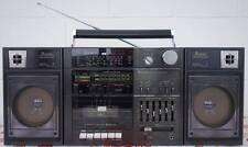 1985er großer Radio Recorder MITSUBISHI TX 86 Portable Compo Ghetto Blaster