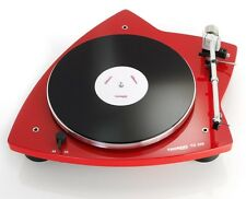 THORENS TD 209 Turntable-Gloss Red/pre-mounted audio-technica cartridge TD209