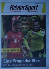 Revier Sport DFB Pokal Finale 2016 Bayern München - Borussia Dortmund