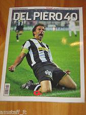 GUERIN SPORTIVO 2014/10=GS EXTRA=DEL PIERO 40=ALEX ALESSANDRO=JUVENTUS ITALIA=
