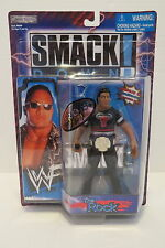 WWF WWE Wrestling TRON READY SMACK DOWN THE ROCK 1999  Action Figure