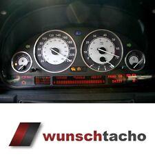 Tachoscheibe f.BMW E38 E39 E53   *Racing*250 Kmh Benziner M5-p