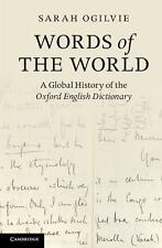 Words of the World: A Global History of the Oxford English Dictionary-ExLibrary