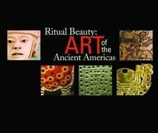 Ritual Beauty: Art of the Ancient Americas-ExLibrary