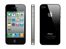 Apple iPhone 4s - unlocked 16GB - black Smartphone (Straight Talk)