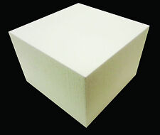 "Large Styrofoam Block 24"" x 24"" x 12"" EPS Polystyrene Craft Hotwire Foam"