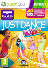 Just Dance Kids ~ Xbox 360 Kinect Juego (en Perfectas Condiciones)