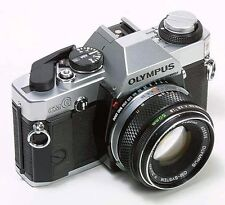 Olympus OMG Camera with F.Zuiko 50mm Lens-- Tested! Good Meter! Excellent