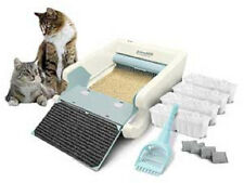 NEW Littermaid LM980 Mega Self-Cleaning Litter Box Automatic Multi Cat Litterbox