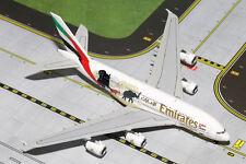 Gemini Jets Emirates Airbus A380 1/400 WILDLIFE #2  GJUAE1551