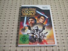 Star Wars The Clone Wars Republic Heroes für Nintendo Wii und Wii U *OVP*
