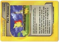 POKEMON AQUAPOLIS UNCO N° 131 PARC POKEMON PIKACHU