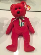 Osito: the Mexican Bear TY Beanie Baby - original NO number on tush tag