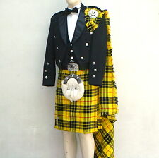 18 Pcs | Scottish Prince Charlie Jacket and KIlt outfit set | PCJK18 | Geoffrey