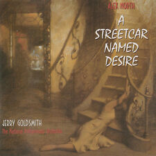 A Streetcar Named Desire - Complete Score - OOP - Alex North / Jerry Goldsmith