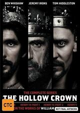 The Hollow Crown - Series 1 NEW R4 DVD
