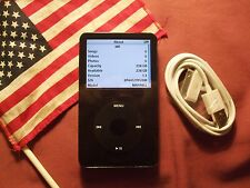 MINT iPod Video 5th 5.5th Gen 256GB 20000 tracks*MADE IN USA*  240GB/160GB/120GB