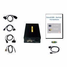 MERCEDES V12 Diagnostic SYSTEM for 1991 - 2005 Mercedes & Sprinter vehicles