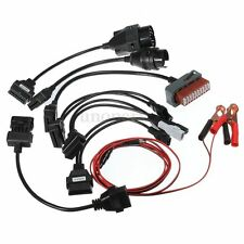 KIT 8 ADATTATORE CAVI PER DS150E AUTO DIAGNOSI CDP CDP CAR DIAGNOSTIC CABLES
