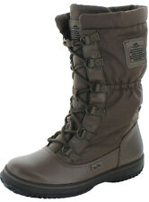 New $195 COACH Sage Women's Nylon Cold Weather Hiking Snow Boots, 6 B