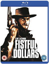 FISTFULL OF DOLLARS - BLU-RAY - REGION B UK