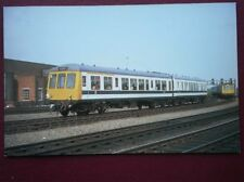 POSTCARD OPC-43 REFURBISHED MULTIPLE UNIT SET YORK TO HARROGATE