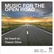 NEW - Music for the Open Road by Music for the Open Road