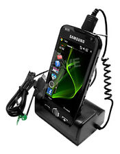 USB Desktop Cradle Charger for Samsung Omnia II i8000