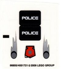 LEGO 5969 Space Police III - Squidman Escape - STICKER SHEET