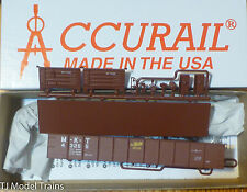 "Accurail HO #3760B (Rd #43265) Katy (41'6"" AAR Steel Gondola kit)"