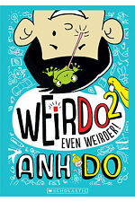 Even Weirder! by Anh Do (Paperback, 2014) Like New Condition