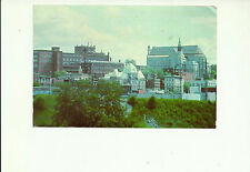 HALL OF JUSTICE OF THE SEMINARY AND SHERBROOKE CATHEDRAL, QUEBEC CANADA POSTCARD