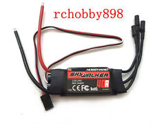 Hobbywing SkyWalker40A 2-3S Brushless Speed Controller ESC KDS 450 Helicopter