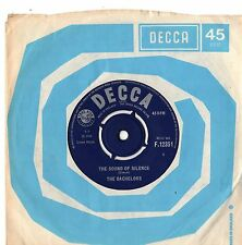 "Bachelors - The Sound Of Silence / Love Me With All Your Heart 7"" Single 1966"