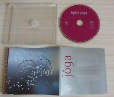RARE CD BJORK JOGA MAXI SINGLE 4 TITRES