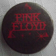 """PINK FLOYD Vintage 70/80`s Button Pin Badge (25mm-1"""") #PF105"""