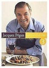 Jacques Pepin Fast Food My Way, Vol. 3 DVD Region 1