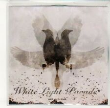 (DK317) White Light Parade, Want You To Know - 2012 DJ CD