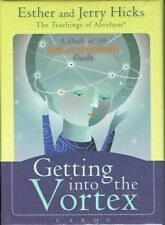 Getting Into The Vortex Cards by Esther and Jerry Hicks NEW & Sealed