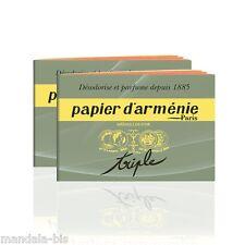 Carnet Papier d'Arménie Triple - PAPIER ARMENIE