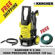 KARCHER K 2 . 360 HIGH PRESSURE WASHER 120 bar