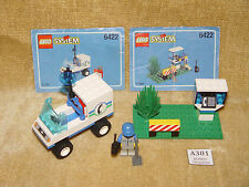LEGO Sets: Town Jr.: Traffic: 6422-1 Telephone Repair (1998) 100% + INSTRUCTIONS