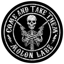 "5"" Come And Take Them™ Sticker Molon Labe Decal Second 2nd Amendment Gun Three %"