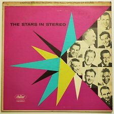 THE STARS IN STEREO - SINATRA / GORDON JENKINS / LES BAXTER / EXOTICA / LOUNGE