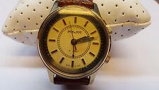POLJOT mit Wecker Armbanduhr Uhr RUSSIA WATCH Handaufzug